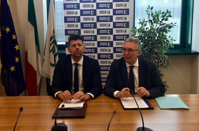 Promozione Della Salute Firmato Il Protocollo D Intesa Tra Regione E Anci Ancona Centropagina Cronaca E Attualita Dalle Marche