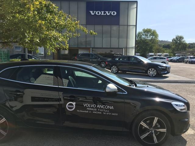 La concessionaria Volvo del Gruppo Pieralisi