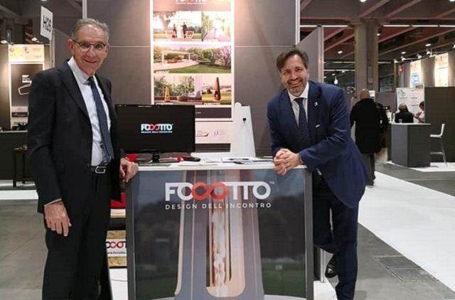 Focotto, la startup jesina al Fuorisalone di Milano