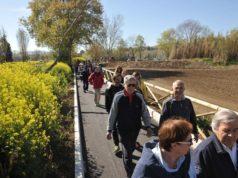 La passeggiata ecologica