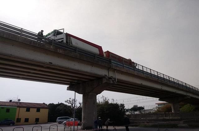Ponte della Sbrozzola, oggi le prove di carico