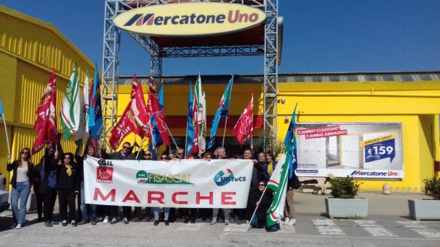 Mercatone Uno, due le offerte affidabili. Lavoratori in attesa del pagamento cassa integrazione