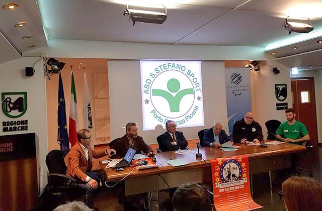 Un momento della conferenza stampa di presentazione delle finals di Euroleague2