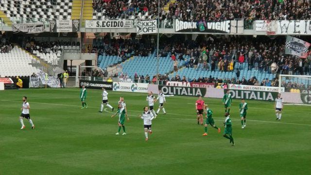 Il Castelfidardo si arrende a Cesena davanti a 8000 tifosi