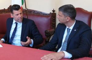 """Presentata la tappa di Senigallia del tour di """"Un campione per amico"""""""