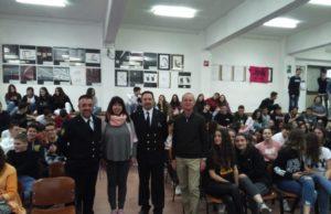 L'incontro con gli studenti presso l'Ufficio Locale Marittimo