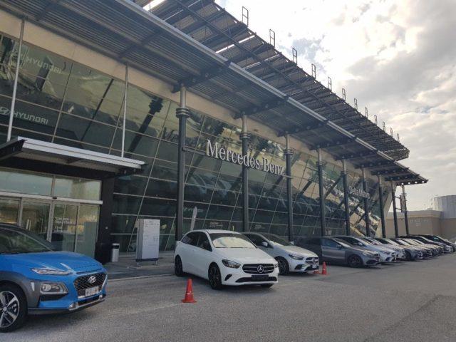 La concessionaria Delta Motors di Ancona