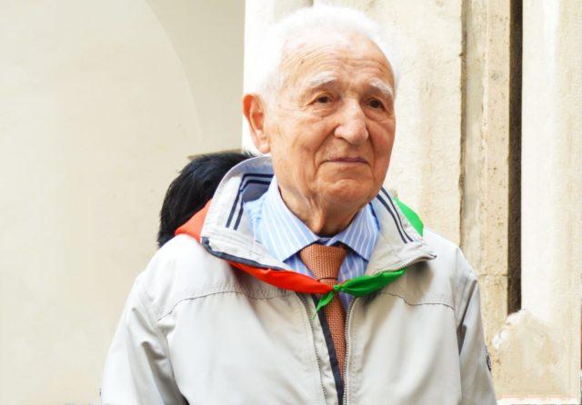 Addio a Orlando Duranti, emblema della Resistenza a Osimo