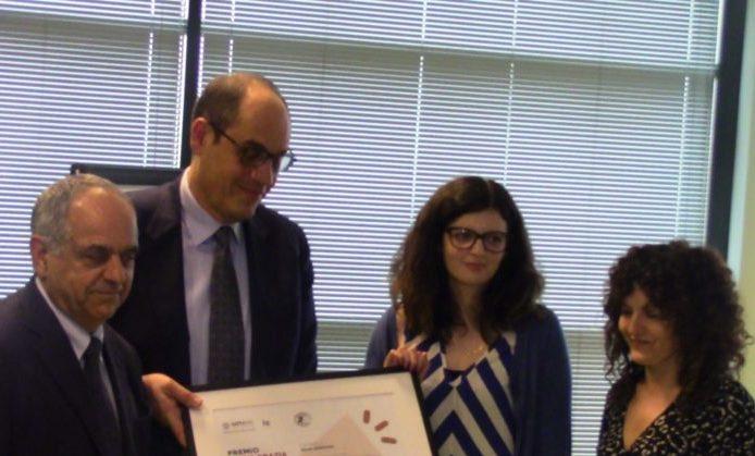 """Macerata, il """"Premio Maria Grazia Capulli"""" a Silvia Serafini"""