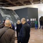 L'inaugurazione delle mostre a Senigallia, anteprima della Biennale di Fotografia