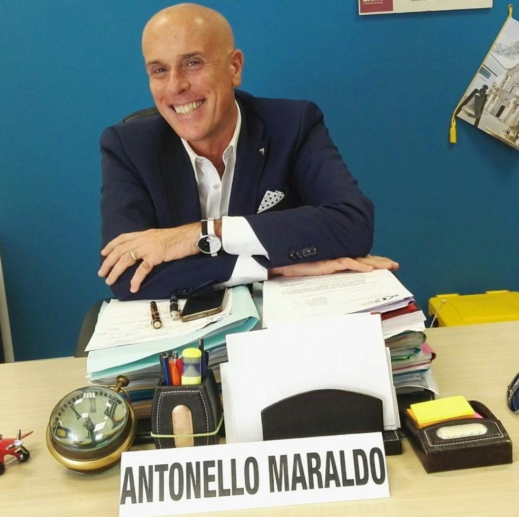 Antonello Maraldo, direttore amministrativo Ospedali Riuniti di Ancona