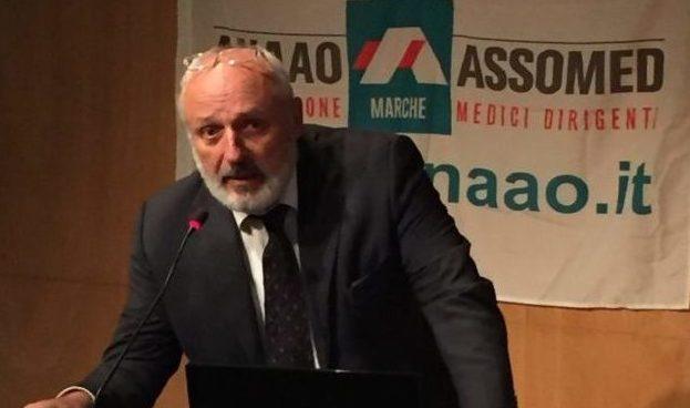 Vertenza Asur, Anaao Marche pronto alla firma. Mercante: «Accettate le nostre richieste»
