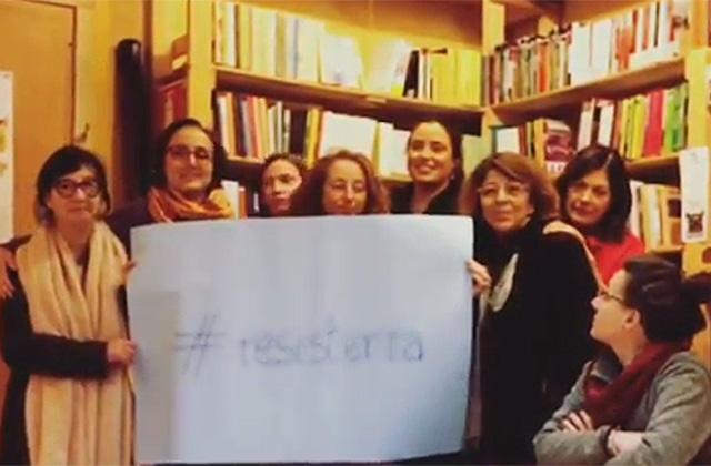 Il movimento Donne contro i fascismi ha organizzato per la Liberazione 25 aprile un contest su Instagram con l'hashtag #resisterra