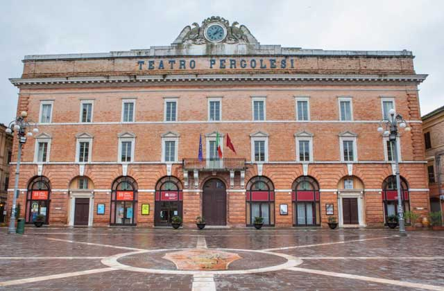 Teatro Pergolesi. Jesi