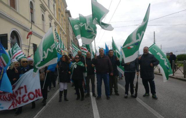 La Fials protesta sulla sanità marchigiana