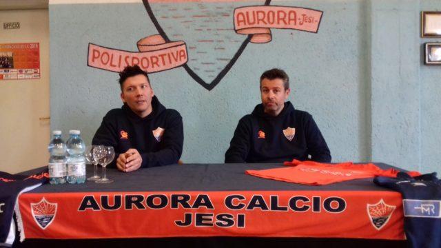 Aurora Calcio Jesi, avanti con Francesco Bacci