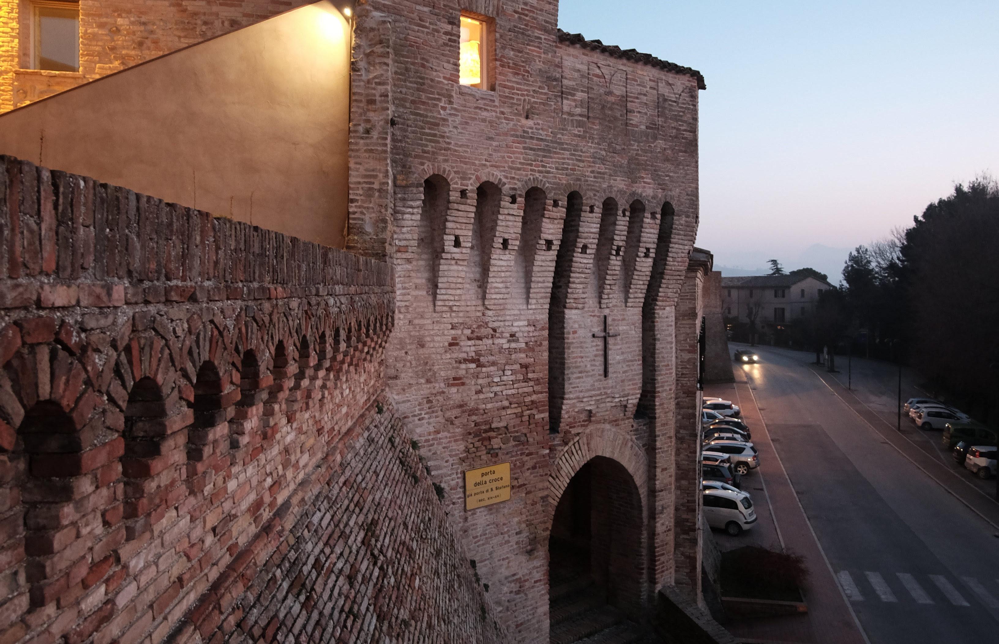 Un tesoro di Serra de' Conti risplende grazie a Matteo Avaltroni