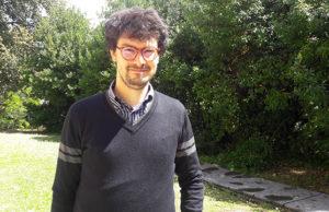 Nicola Cucchi, uno dei tre organizzatori