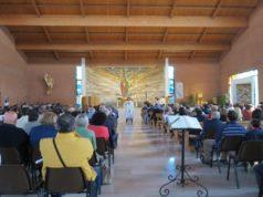 La chiesa della Sacra Famiglia di Osimo