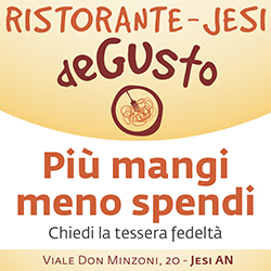 DEGUSTO MEDIUM 22 MAG 21 GIU 19