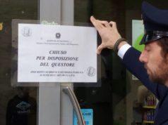 La Polizia mette i sigilli al negozio di cannabis