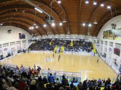 Il PalaRoma di Montesilvano, teatro di Gara-1 e Gara-2 della finale scudetto