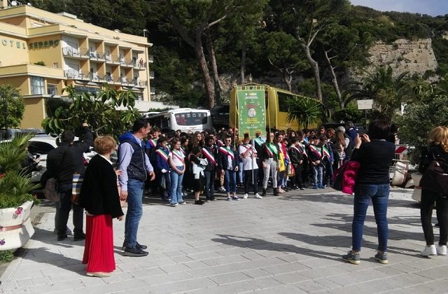 La scuola a Gaeta