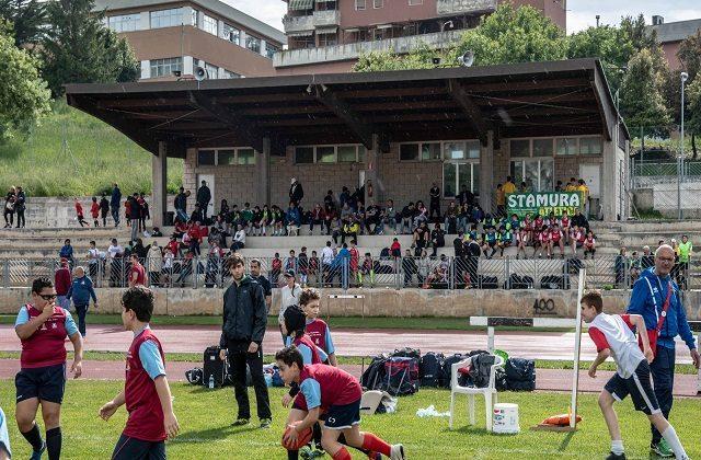 Le Feste del Rugby svolte nelle giornate di sabato e domenica