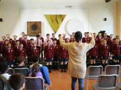 Children's Choir of Shenyang Daily