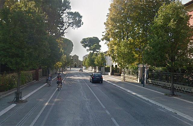 Corso Matteotti a Senigallia