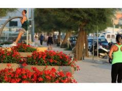 Ginnastica sul lungomare di Senigallia grazie al progetto Home Spot