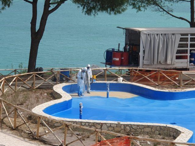 Ancona tornano i laghetti del passetto l 39 inaugurazione for Immagini di laghetti