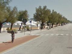 Verrà prolungata la pista ciclabile sul lungomare Da Vinci di Senigallia