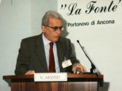 Vittorio Massei, primario emerito della Pneumologia di Torrette