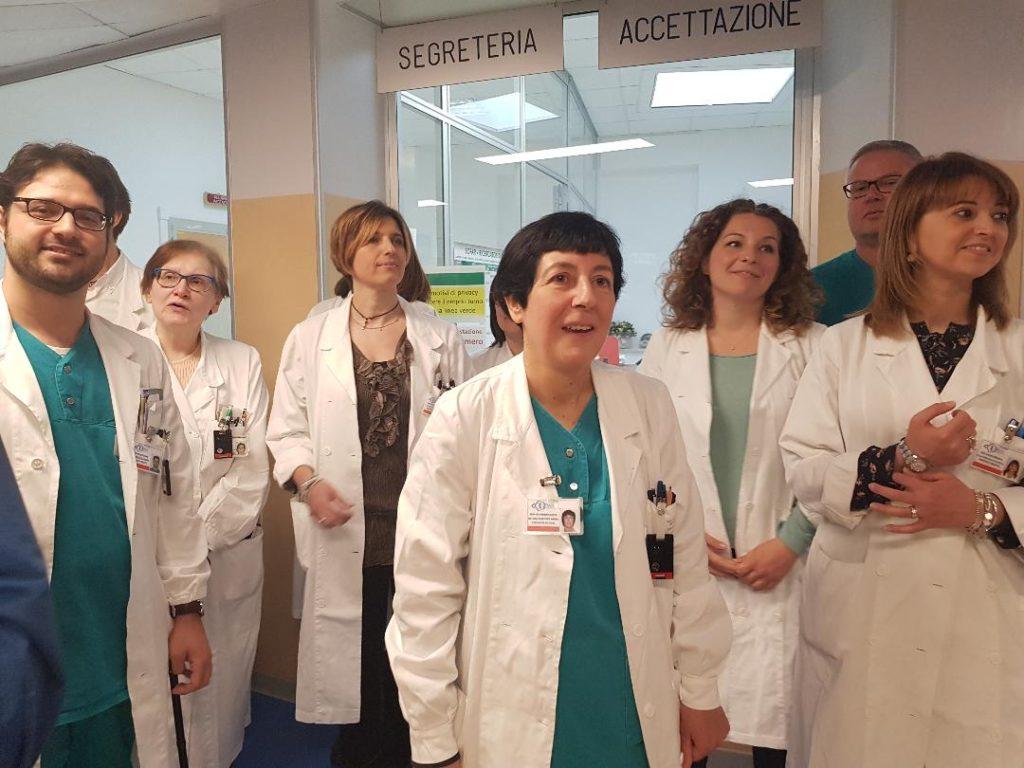 I medici della Radioterapia