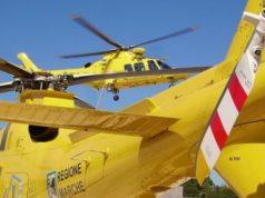 L'eliambulanza Icaro 1 e Icaro 2 per il servizio di elisoccorso 118 nella Regione Marche