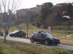 I carabinieri al Parco del Vallato