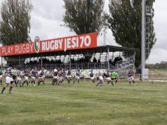 Il campo Latini, casa del Rugby Jesi