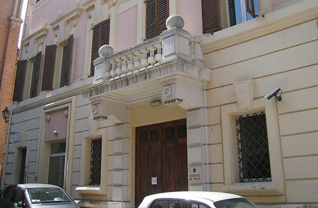L'ufficio del giudice di pace di Senigallia