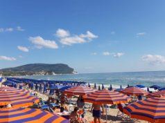 La spiaggia di Numana