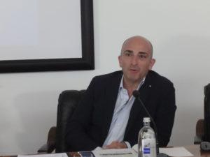 Il direttore Massimiliano Riderelli Belli
