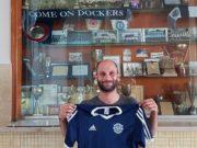 Riccardo Candelaresi, Portuali Calcio Ancona