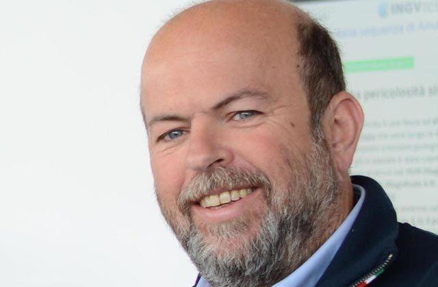 Carlo Meletti, sismologo dell'Istituto nazionale di geofisica e vulcanologia (Ingv)