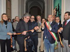 L'inaugurazione della mostra avvenuta il 29 Marzo scorso