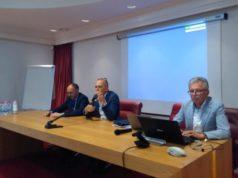 Claudio Pettinari, Marco Ottaviani e Giancarlo Marcelli