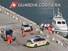 Diportista soccorso dalla Guardia Costiera ad Ancona