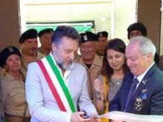 Il sindaco inaugura la mostra