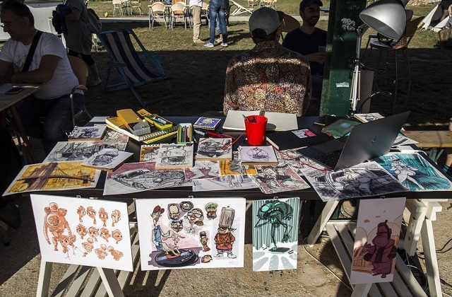Il Reasonanz Comics Festival