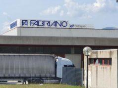 Lo stabilimento di Rocchetta delle ex cartiere Miliani, ora gruppo Fedrigoni