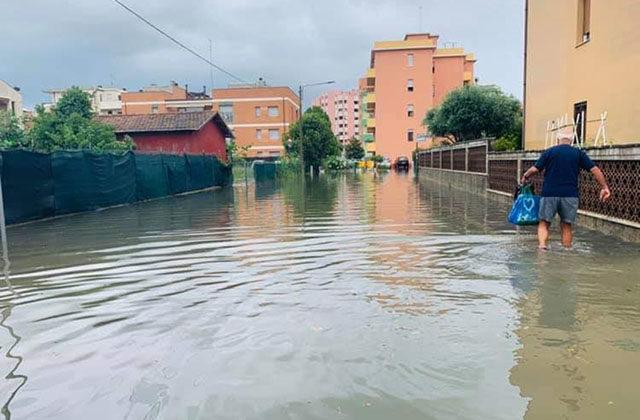 Via Cavalieri di Vittorio Veneto